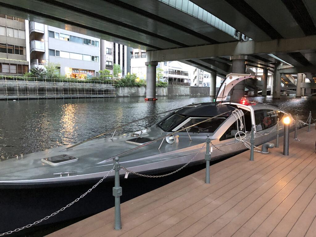東京湾クルージング-1